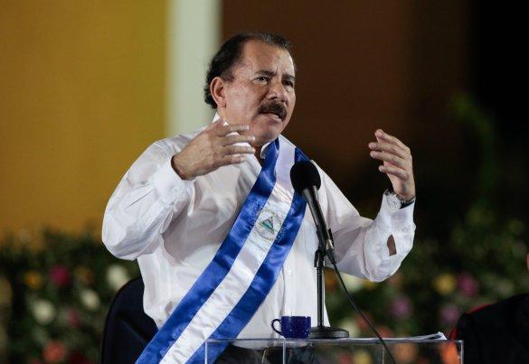 Daniel Ortega, Flickr Prensa Presidencial de Venezuela