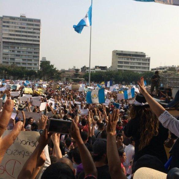 Vivencias de un tico en las elecciones de Guatemala