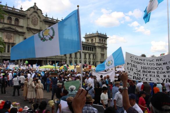 Por qué Guatemala no quiere votar